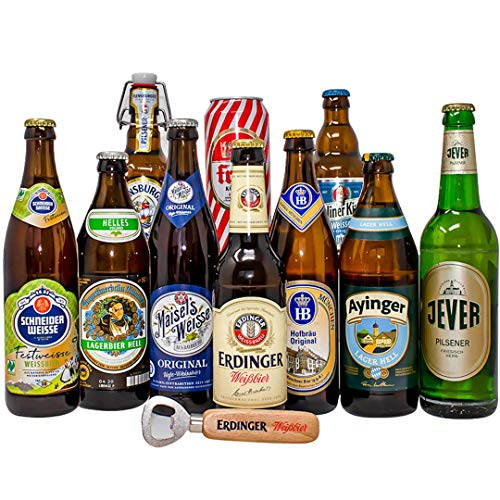 Oktoberfest German Craft Beer Mixed Case Gift Set (10 Pack)