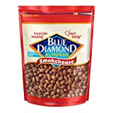Blue Diamond Almonds Smokehouse Flavored Snack Nuts, 40 Oz Resealable Bag (Pack of 1)