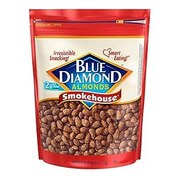 blue diamond smokehouse almonds costco