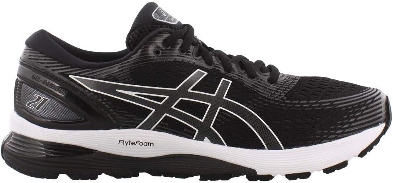 ASICS - Herren Herren Herren Gel-Nimbus 21 Schuhe, 42.5 EU, schwarz Dark grau B07DM3WC9M  Berühmter Laden 53d6c5