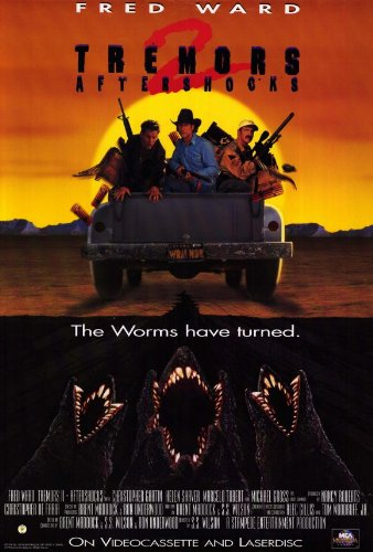 Price comparison product image Movie Posters 27 x 40 Tremors 2: Aftershocks