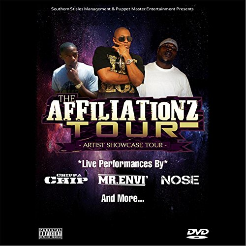 Various Artists - Affiliationz Tour 2k13 (1 DVD) (DVD)