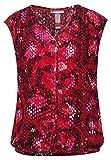 Street One 342656 Blusas, Spice Red, 44 para Mujer