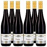 Weingut Mees DORNFELDER ROTWEIN TROCKEN 2018 Gutswein Deutschland Nahe Prämiert (6 x 750 ml) 100% Dornfelder