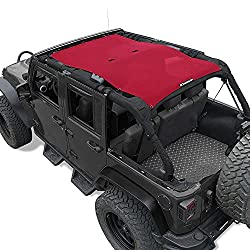 which is the best jeep sun shades in the world