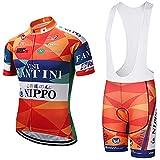 BXIO Las Mujeres Ropa de Ciclo MTB Maillots 5D Gel Pads 038