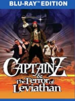 Captain Z & the Terror of Leviathan / [Blu-ray]