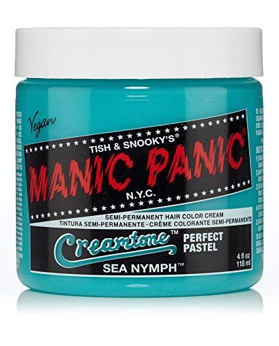 Manic Panic - Sea Nymph Pastel Classic Creme Vegan Cruelty Free Semi-Permanent Hair Colour 118ml
