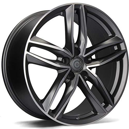 Carbonado 4 Llantas para Audi RS6C 18x8 Pulgadas Antracita