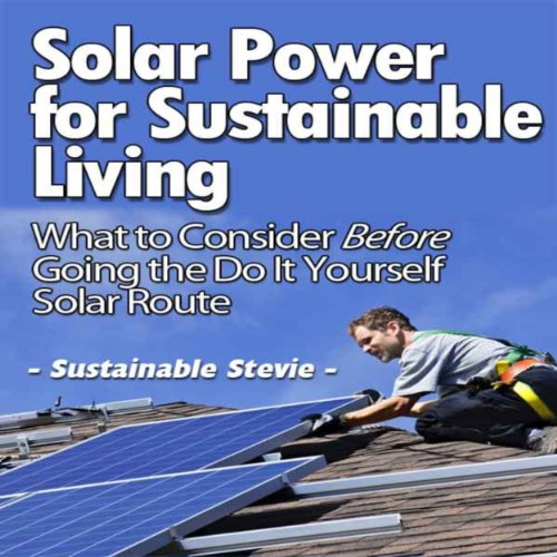 Solar Power for Sustainable Living Titelbild