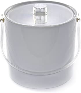 Best white ice bucket Reviews