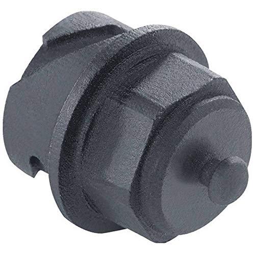 Schutzkappe 1401018002KI Schwarz Metz Connect 1401018002KI 1 St.