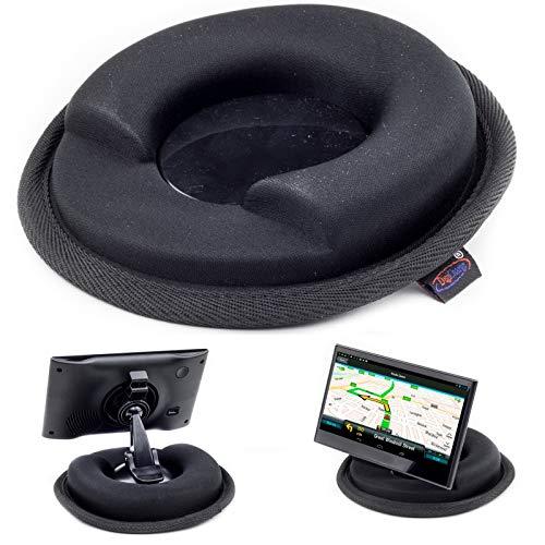 Anti Slip Car Dashboard Beanbag Cushion Holder Mount For Garmin Drive 52 50LM 51 LMT-S 40LM DriveAssist 50LMT-D 51 LMT-S DriveSmart 55 50LM 50LMT-D 51 LMT-S DriveLuxe 50 LMT-D 51LMT-S Nuvi 57 58 GPS