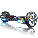 "Best Hoverboards - TOEU Hoverboard Super Kids Gifts, 6.5"" Off Road Review"