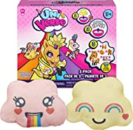 MAGIC REVEAL EXPERIENCE: Dunk the clouds in warm water and they'll dissolve, revealing bags filled with your collectible unicorns, matching friends, 4 accessories, 2 bio cards and 2 collector posters! SO MANY THEMES AND STYLES: There's over 40 Uni-Ve...