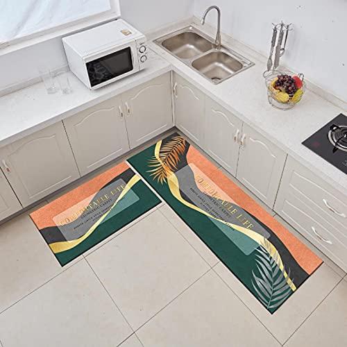 Mat In De Keuken Badkamer Woonkamer Tapijt Home Entree Deurmat Slaapkamer Decoratie Hal Balkon Marmeren Vloerkleed A13 40x120cm