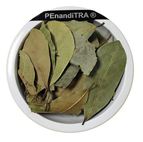PEnandiTRA Lorbeerblätter ganz 100 g ~ gentechnisch unverändert ~ unbegast