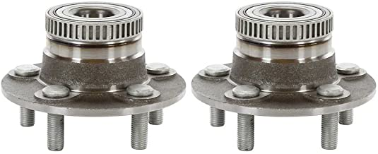 Prime Choice Auto Parts HB612169PR Rear Pair 2 Wheel Hub Bearing Assemblies 5 Stud