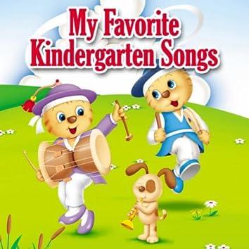 My Favorite Kindergarten Songs
