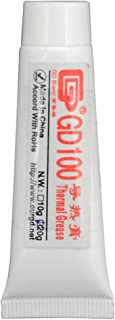 20g White Color Thermal Grease CPU Heat Sink Compound Silicone Paste Tube NO. GD100 White