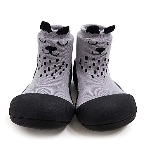 Attipas A17C, Zapatos Primeros Pasos, Gris (Cutie Gray), 21.5 EU (L 116-125mm)