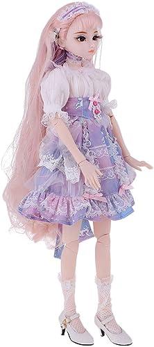 FLAMEER Klassische 1 4 Funktionspuppe Jointed Puppe Gelenkpuppe Puppe Spielzeug als Display und Sammlung - I