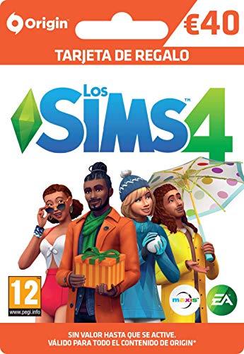 The Sims | Tarjeta de Regalo - €40 | Código Origin para PC y Mac