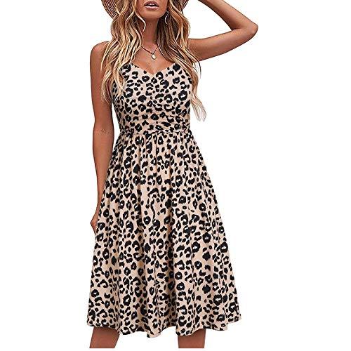 haoricu Women Dress, New Summer Women Off Shoulder Boho Tube Top Floral Sundress Maxi Evening Party Beach Long Dress (M, B-White)