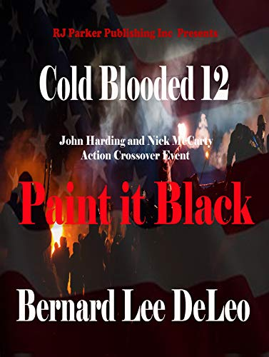 Cold Blooded Assassin Book 12: Paint it Black (Nick McCarty Assassin)