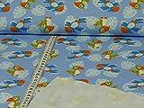 Hilco Jersey Cute Parrot Papageien Öko-Tex Standard 100