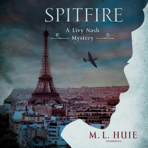 Spitfire Audiobook By M. L. Huie cover art