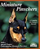 miniature pinscher guide book for pet owners