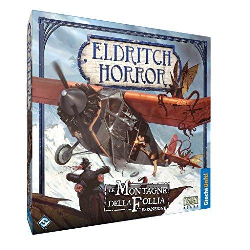 Giochi Uniti Eldritch Horror Spiel Berge des Wahnsinns (Le Montagne Della Follia)