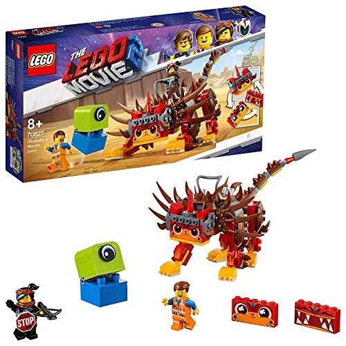 Lego 70827 Lego Movie Ultrakatty & Krieger-Lucy!