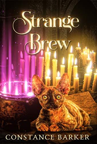 Strange Brew (The Tortie Kitten Mystery Trilogy Series Book 2)