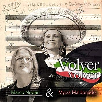 Volver Volver Marco Nodari & Myrza Maldonado