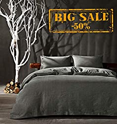 Linen duvet cover linen 4th anniversary gifts for men
