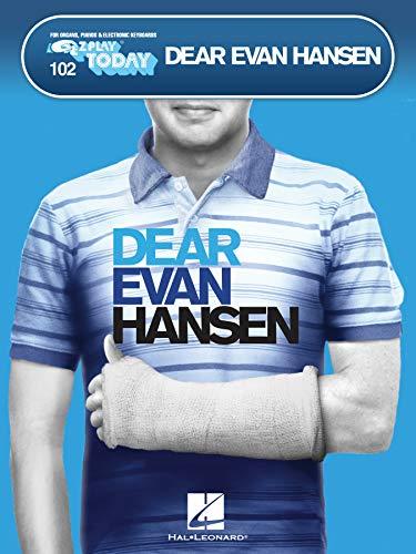 Dear Evan Hansen: E-Z Play Today #102 (English Edition)
