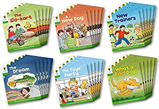 Oxford Reading Tree: Stage 2: Stories: Class Pack of 36
