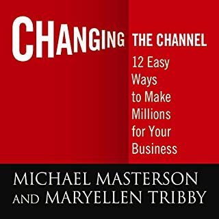 Changing the Channel audiobook cover art