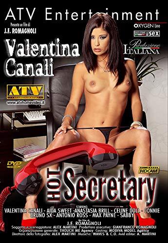 "atv dvd adult sex movie HOT SECRETARY - ""secrétaire chaude"""