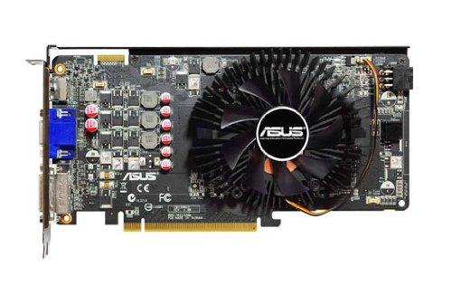 Asus ATI Radeon HD5770 Grafikkarte (PCI-e, 512MB GDDR5 Speicher, HDMI, DVI)