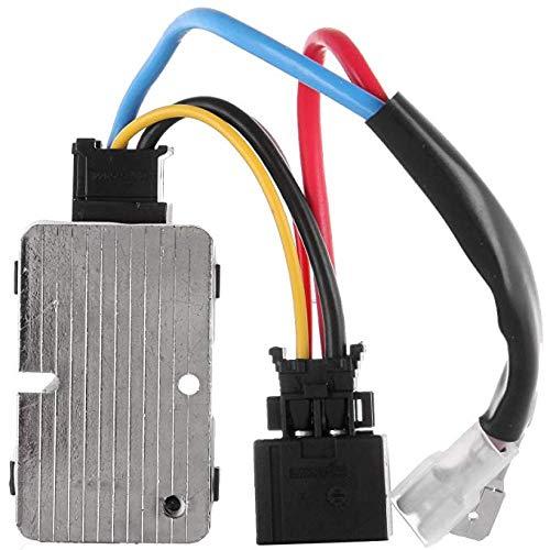 140821 8351 / A1408218351 Regulador de resistencia del ventilador del calentador del ventilador para Mercedes-Benz Clase S W140 92-99 S500 S600 320420300 400SE