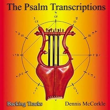 The Psalm Transcriptions (Backing Tracks)
