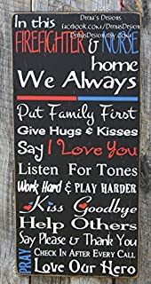 Best firefighter and nurse couple gifts Reviews