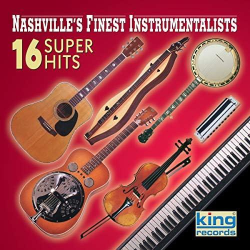 Nashville's Finest Instrumentalists