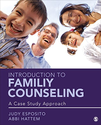Introduction to Family Counseling: A Case Study Approach (NULL)