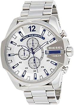 Diesel Mega Chief Chronograph Quartz Men's Watch
