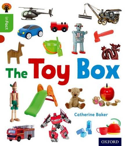 Oxford Reading Tree Infact: Oxford Level 2: The Toy Boxの詳細を見る