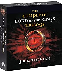 Image: The Complete Lord of the Rings Trilogy Audio CD | Audiobook, CD | by J.R.R. Tolkien (Author), Ensemble Cast (Performer). Publisher: HighBridge Audio; Abridged edition (July 2, 2012)
